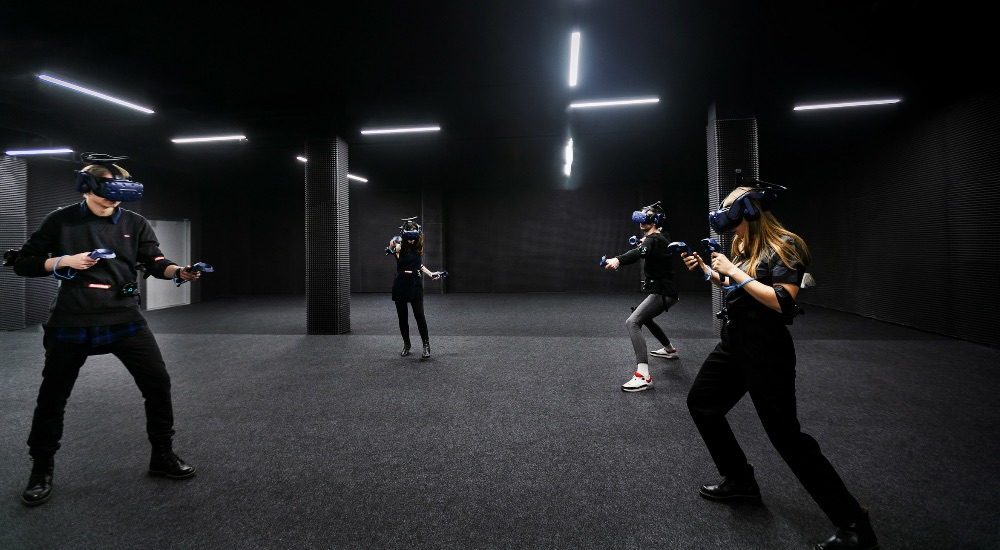 VR квест Battle On the Moon в Москве фото 6