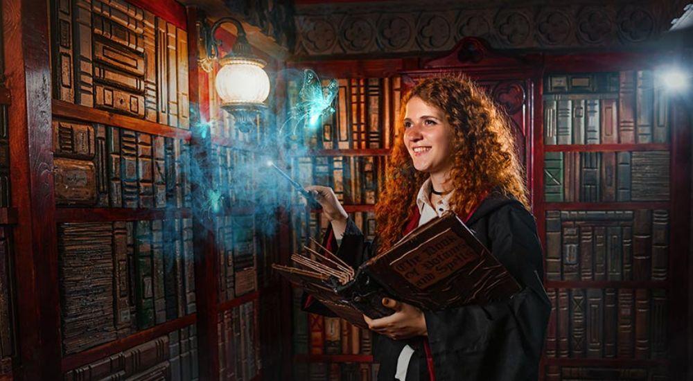 Квест Гарри: школа магии в Москве фото 3