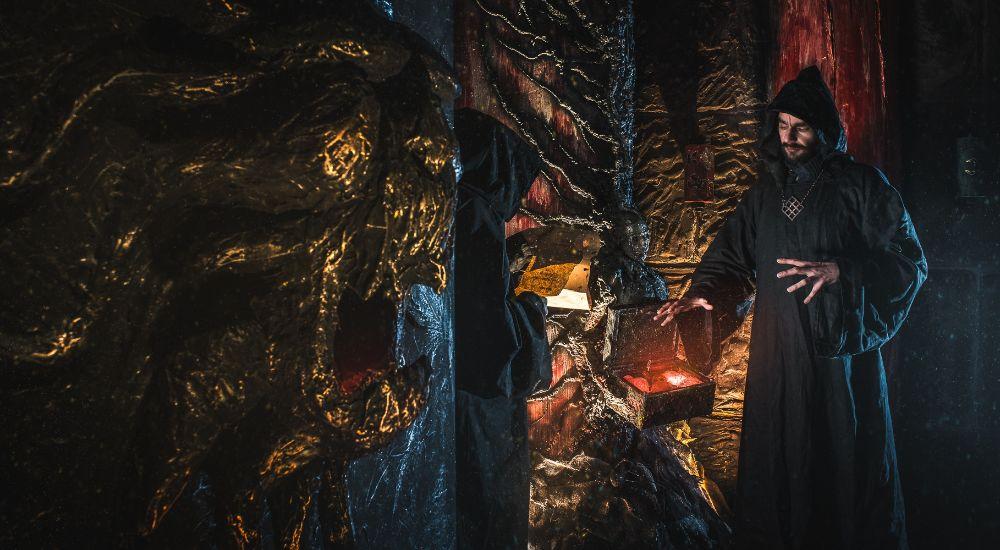 Квест Демоны в Москве фото 1