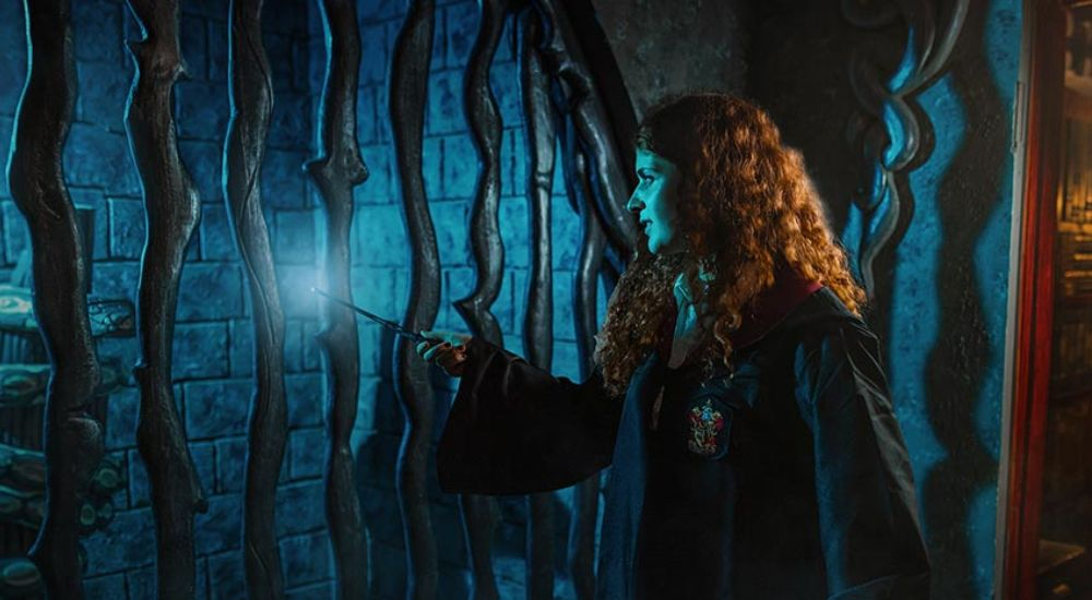 Квест Гарри: школа магии в Москве фото 2