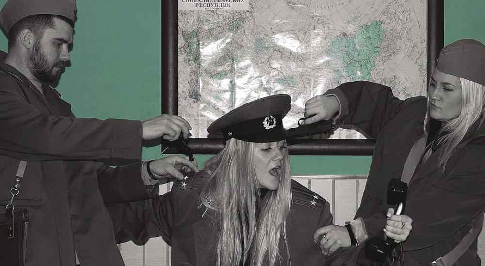 Квест Бункер Сталина в Москве фото 0