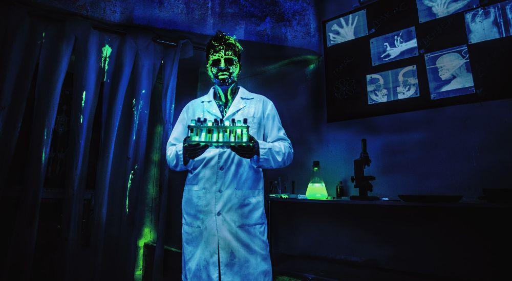 Квест Ядерный Бункер в Кемерово фото 0