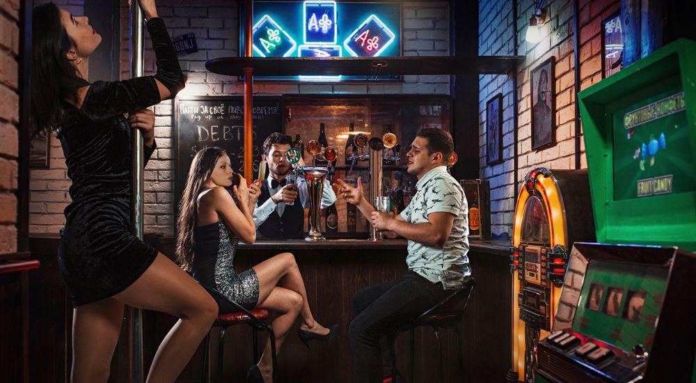 Квест Ограбление подпольного казино в Москве фото 0