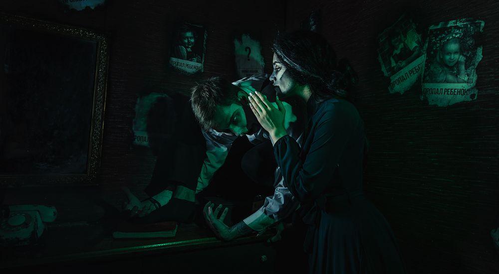 Перформанс Мертвая тишина в Краснодаре фото 5