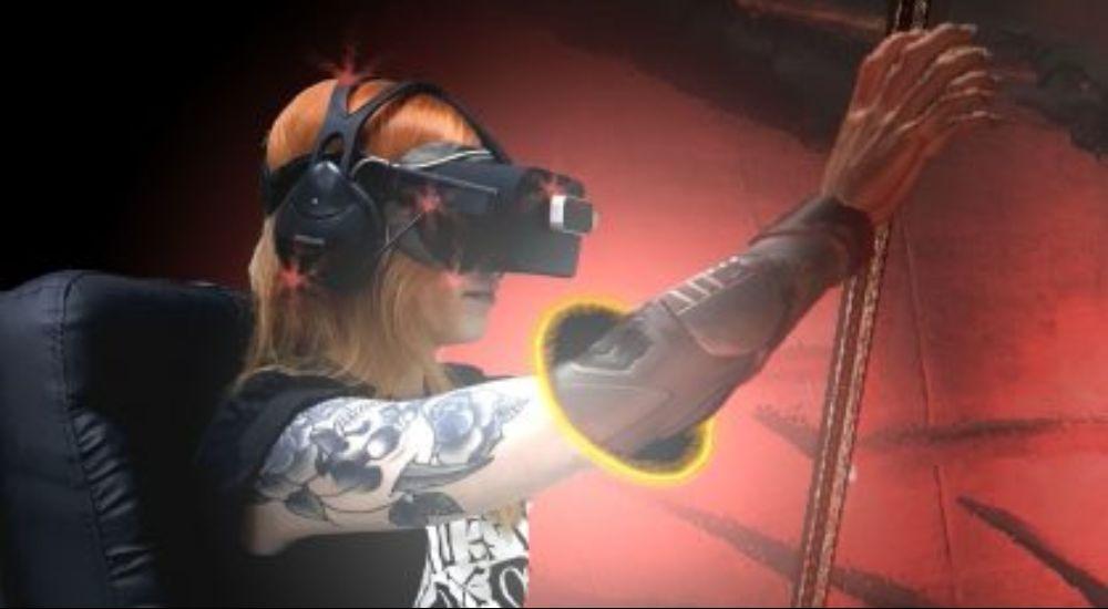 VR квест Ужасы сознания в Краснодаре фото 4