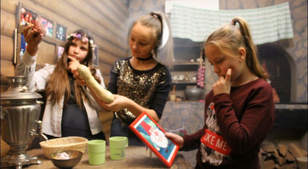 Квест Тайна хижины гномов Гравити Фолз в Краснодаре фото 4