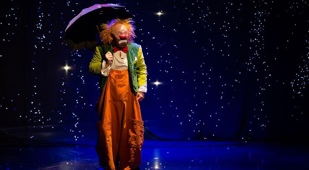 Квест Заколдованный цирк в Чите фото 0