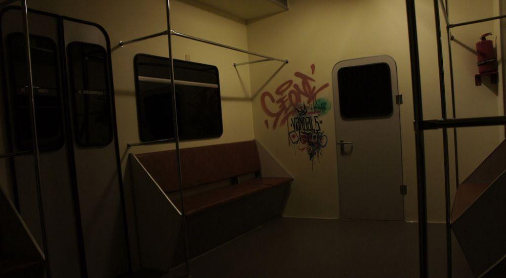 Квест Сокровища подземки в Москве фото 2