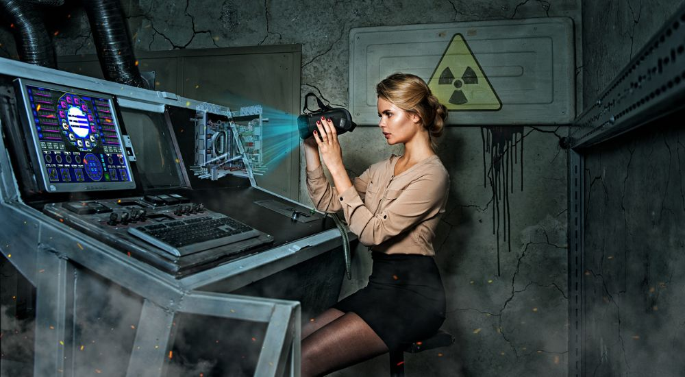 Квест Спецоперация: Чернобыль в Москве фото 2