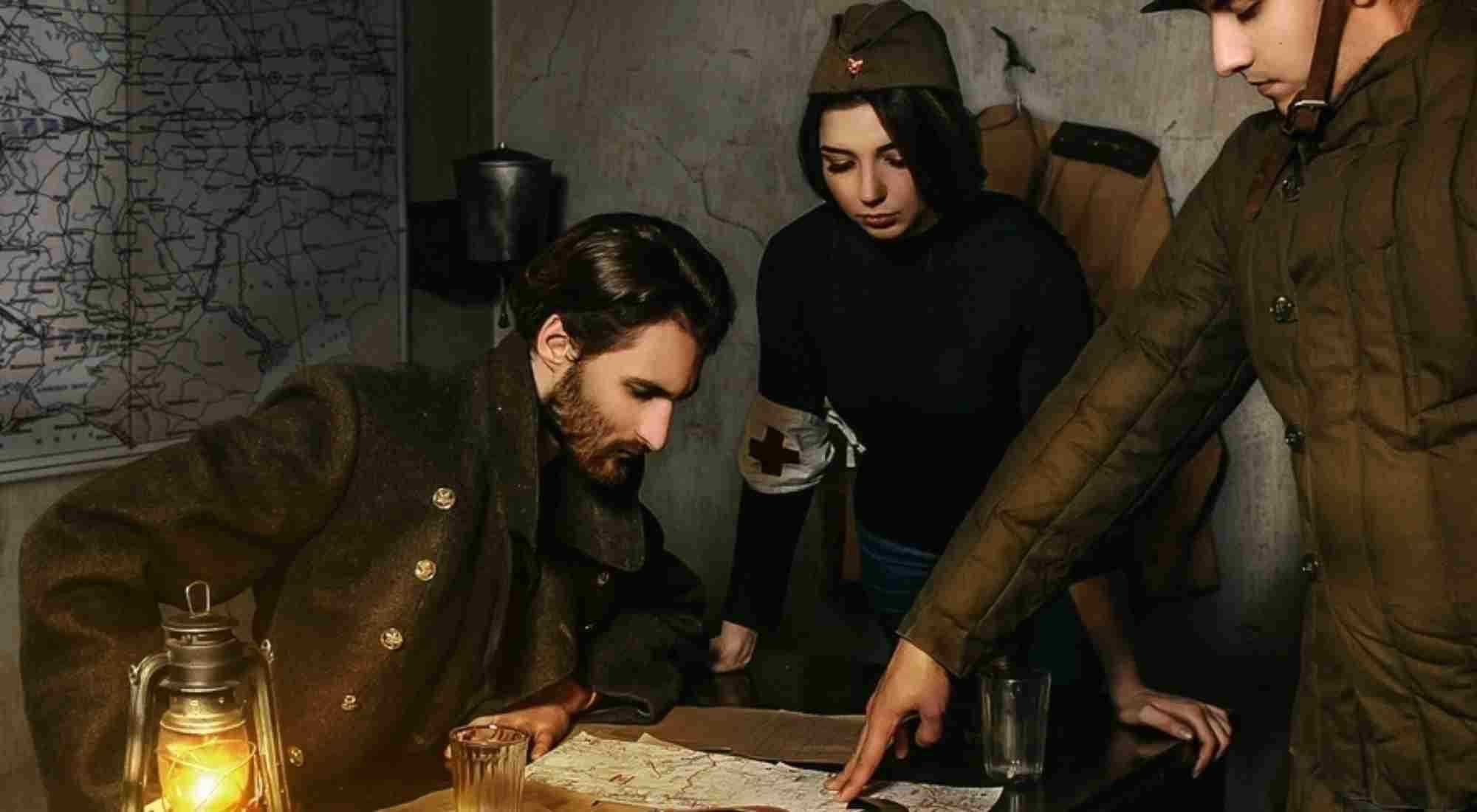 Квест 1941-й: Битва за Москву в Москве фото 3