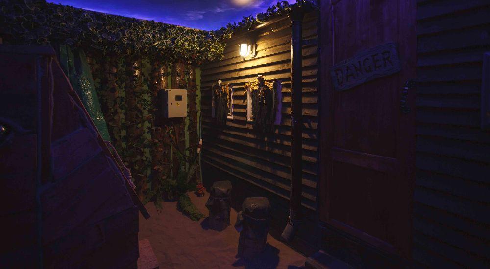 Квест Дом Монстр в Волгограде фото 0