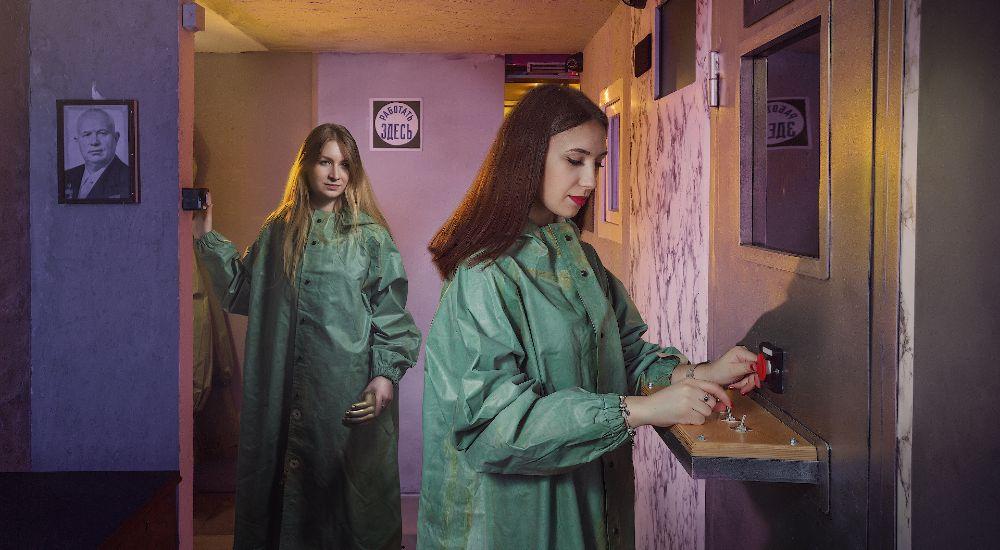 Квест Карибский Гамбит в Москве фото 0