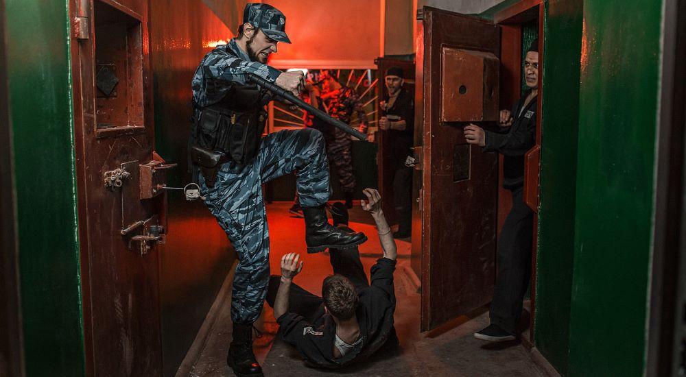 Перформанс Побег в Москве фото 0