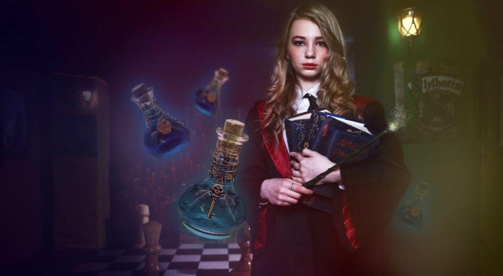 Квест Гарри Поттер: Дары смерти в Москве фото 2