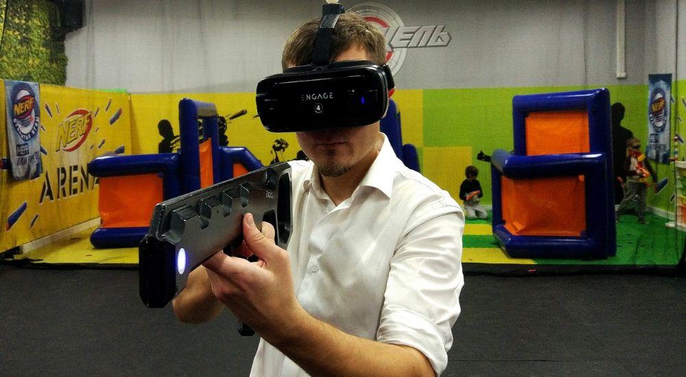VR квест VR квест «Код дельта» в Москве фото 1