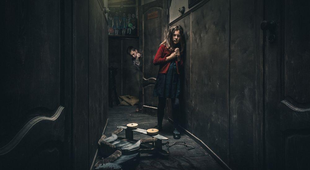 Квест Тайна заброшенного приюта в Москве фото 1