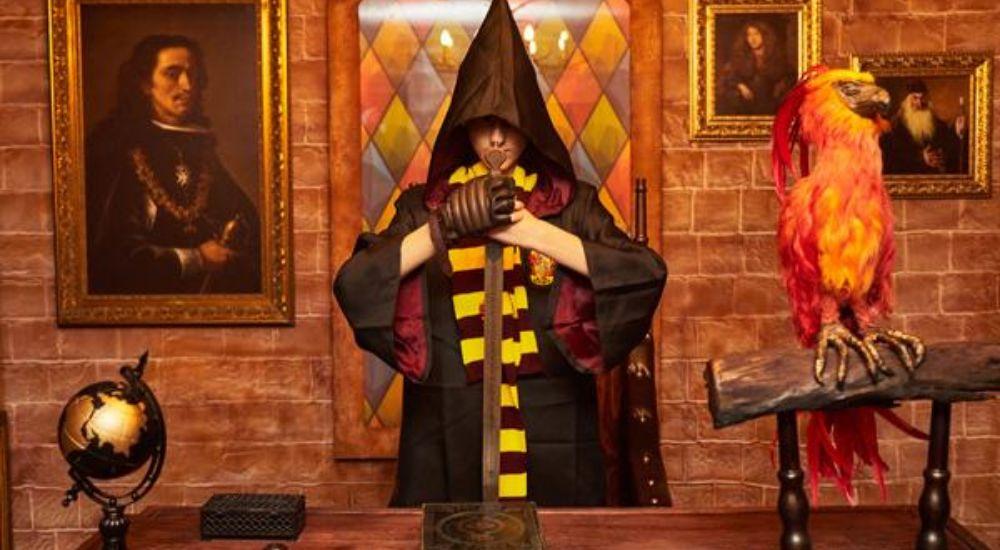 Квест Гарри Поттер и Тайная комната в Владивостоке фото 2