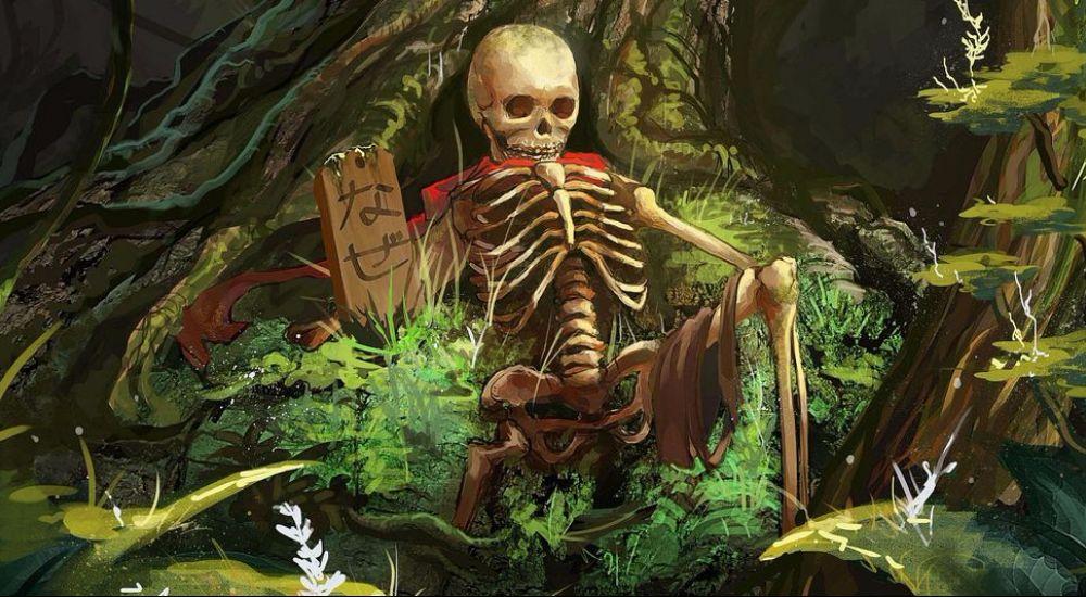 Квест Мистические джунгли в Пскове фото 1