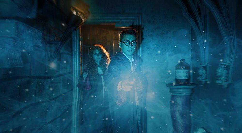 Квест Гарри: школа магии в Москве фото 1