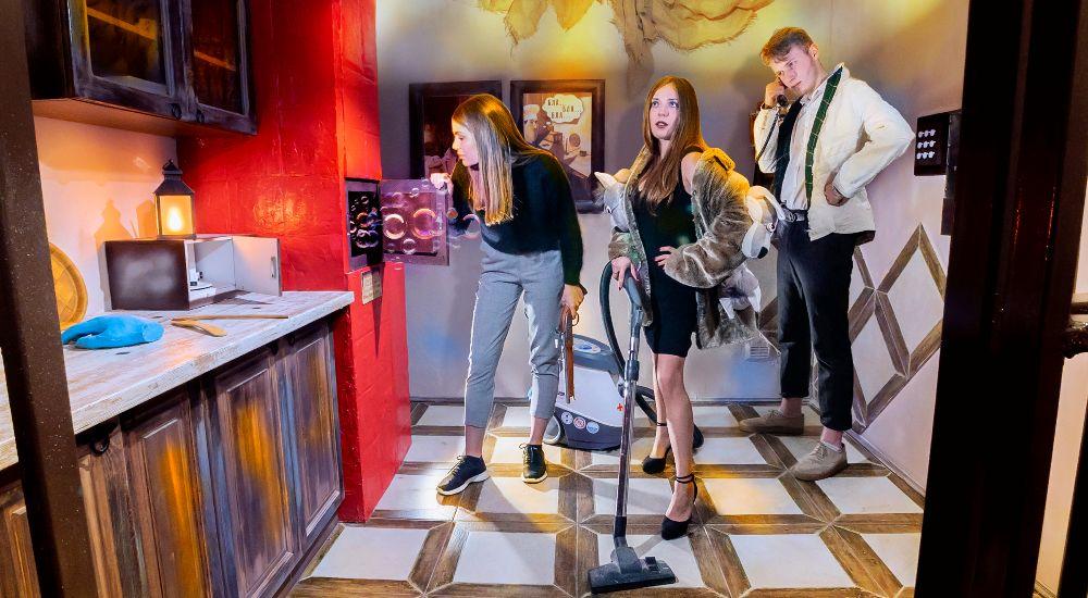 Квест Отель Трансильвания в Москве фото 0