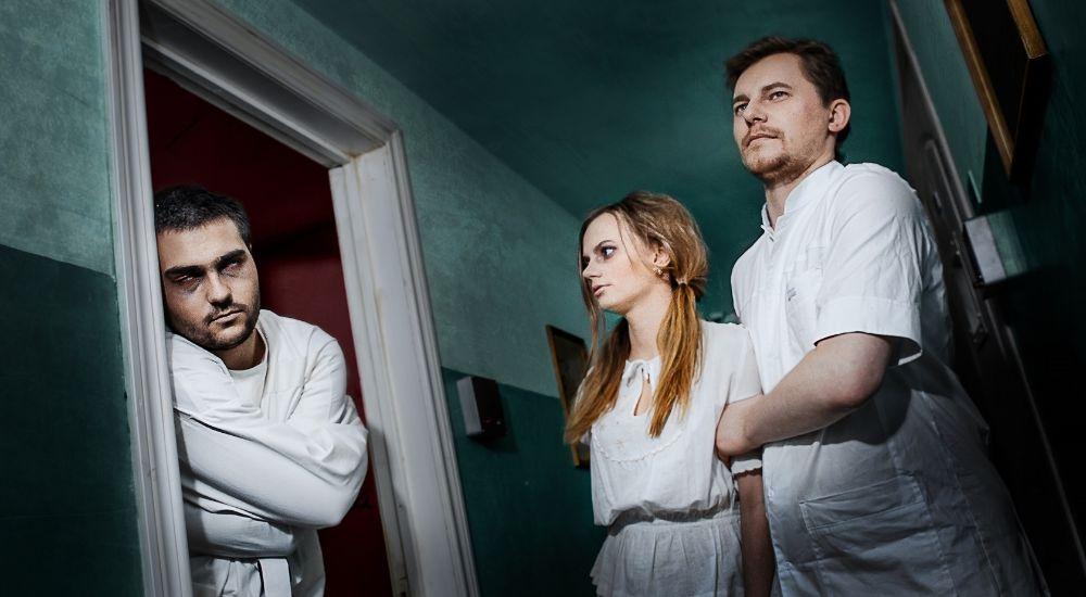 Квест Секретный пациент в Москве фото 0