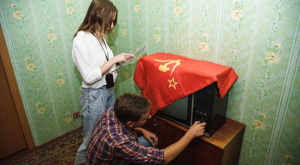 Квест Петля времени в Барнауле фото 0