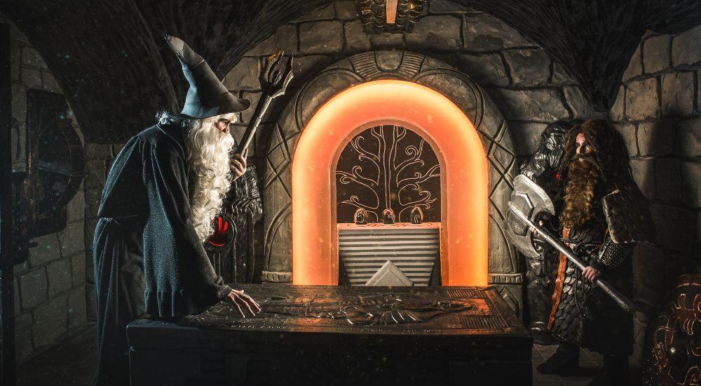 Квест Фродо: Царь Горы в Москве фото 1