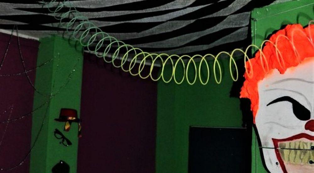 Перформанс Цирк - хохот смерти в Петрозаводске фото 3