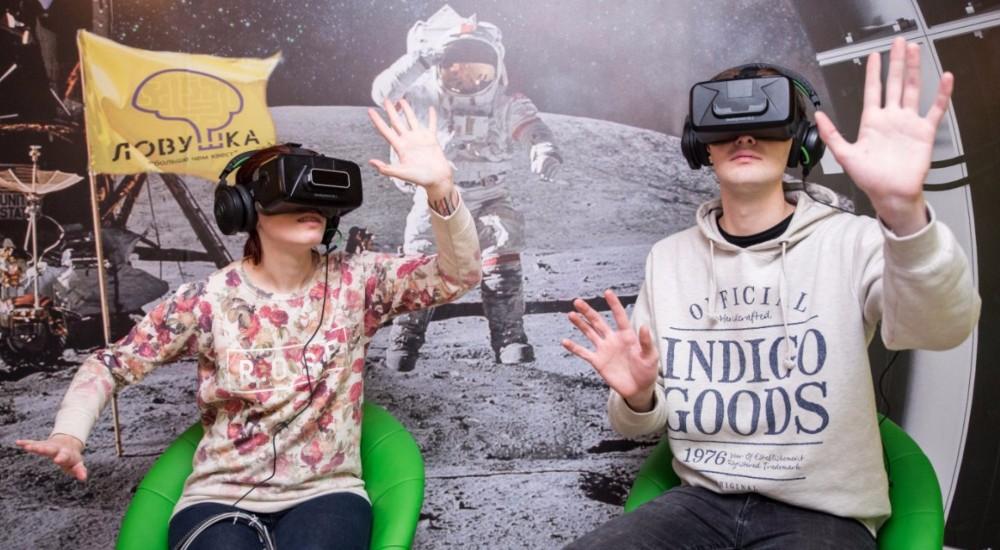VR квест Интерстеллар в Москве фото 4