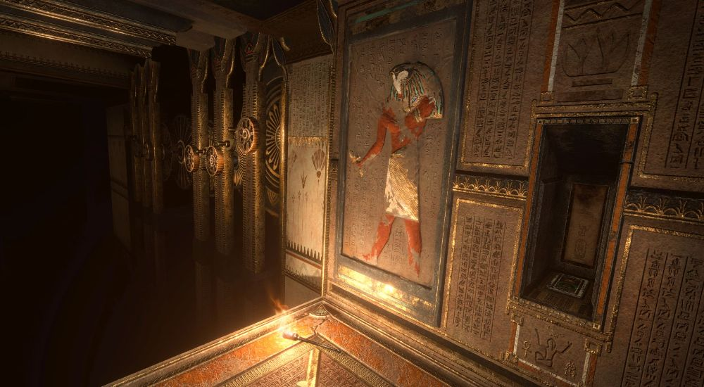 VR квест Escape the lost Pyramid в Томске фото 1