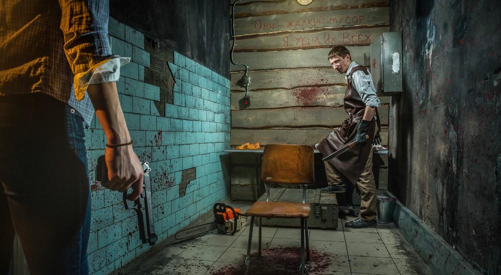 Квест Хостел. Подвал пыток в Краснодаре фото 2