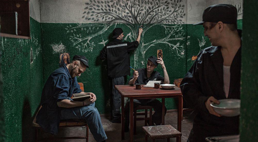 Перформанс Побег в Москве фото 3