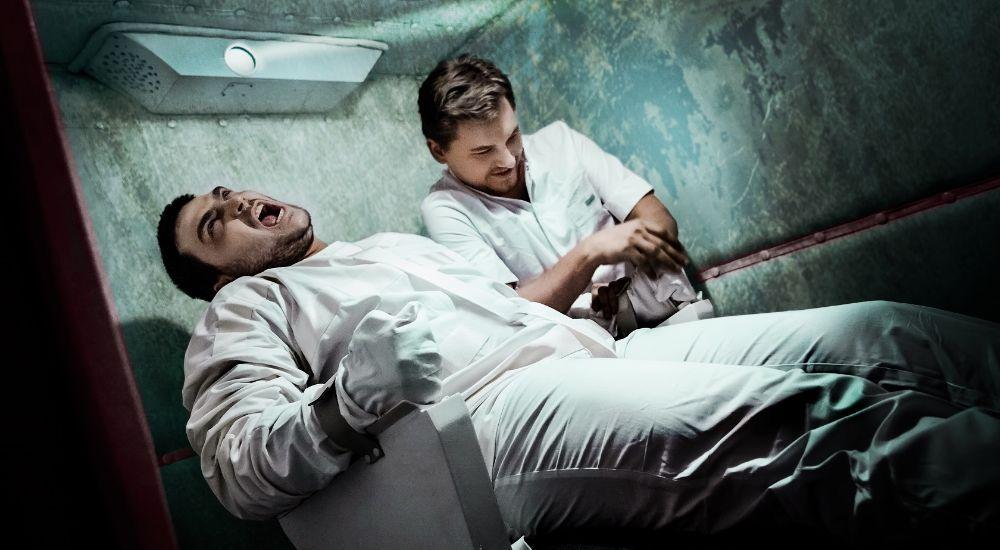 Квест Секретный пациент в Москве фото 4