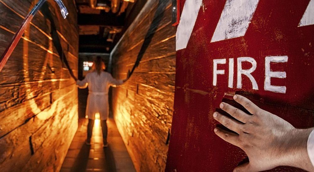 Квест Инопланетная лаборатория «Half-Life» в Москве фото 0