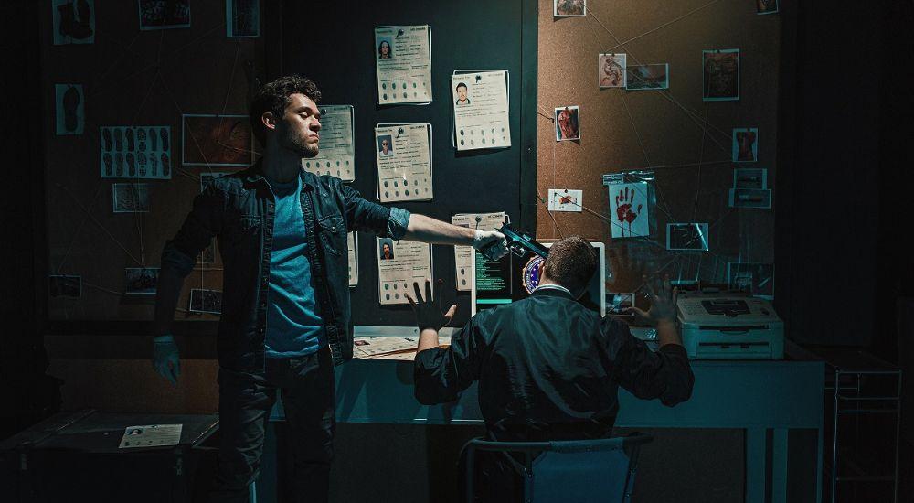 Квест Ограбление маньяка в Москве фото 1