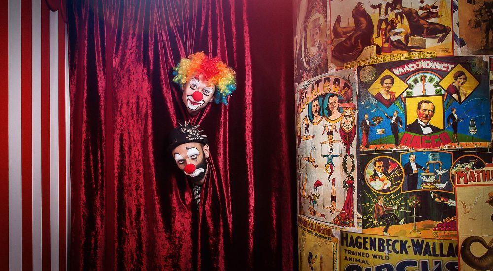 Квест Тайны ночного цирка в Москве фото 0