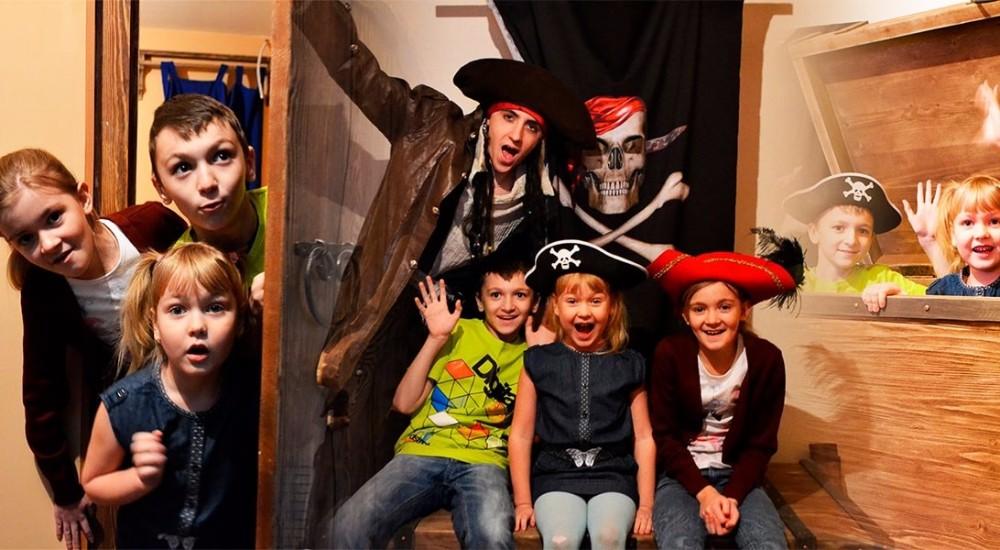 Квест Тайны пиратов в Барнауле фото 0