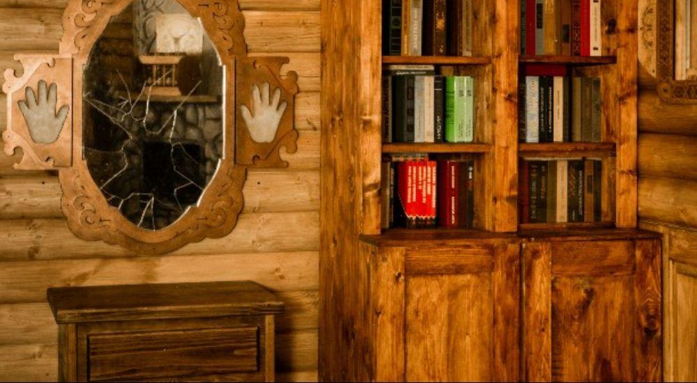 Квест Тайна дома на озере в Калуге фото 2