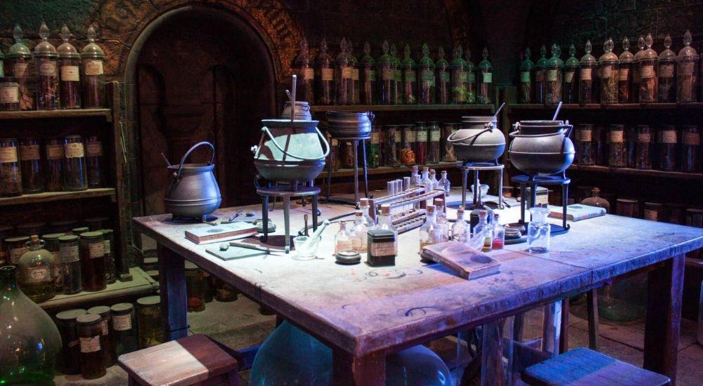 Квест Гарри Поттер и Тайная комната в Владивостоке фото 1
