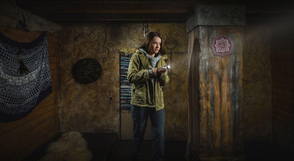 Квест Хижина шамана в Кемерово фото 1