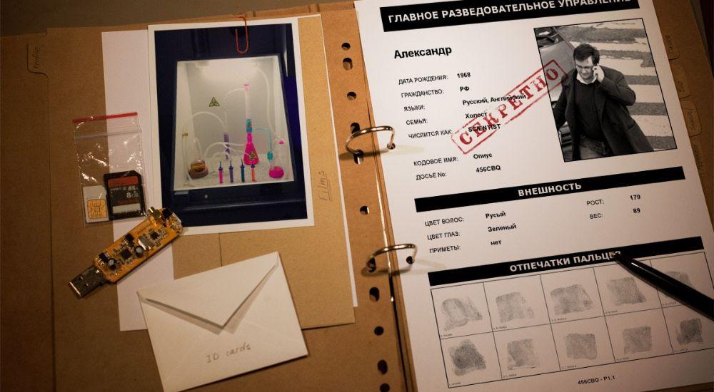Квест Секретное расследование в Москве фото 4