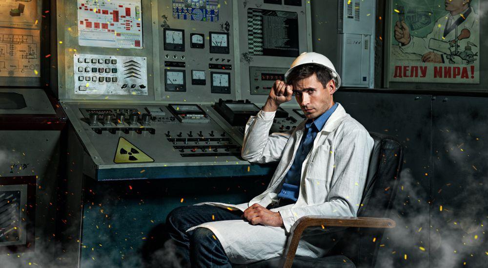 Квест Спецоперация: Чернобыль в Москве фото 3