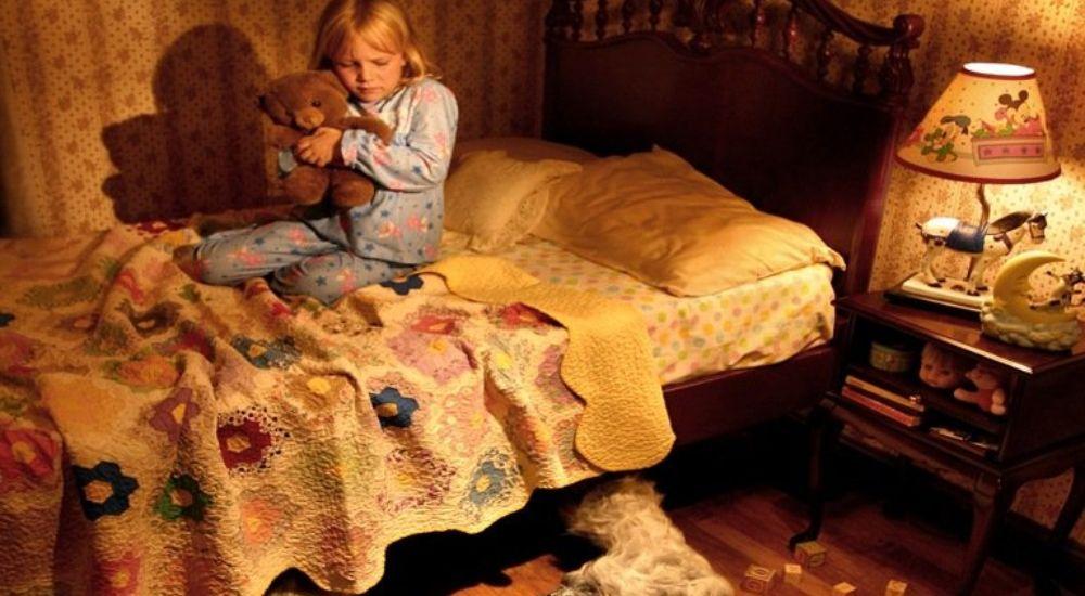 Перформанс Ночные кошмары в Томске фото 0