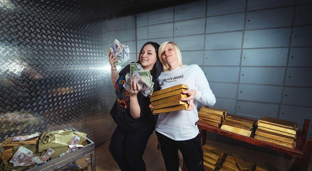 Квест Ограбление банка в Краснодаре фото 0