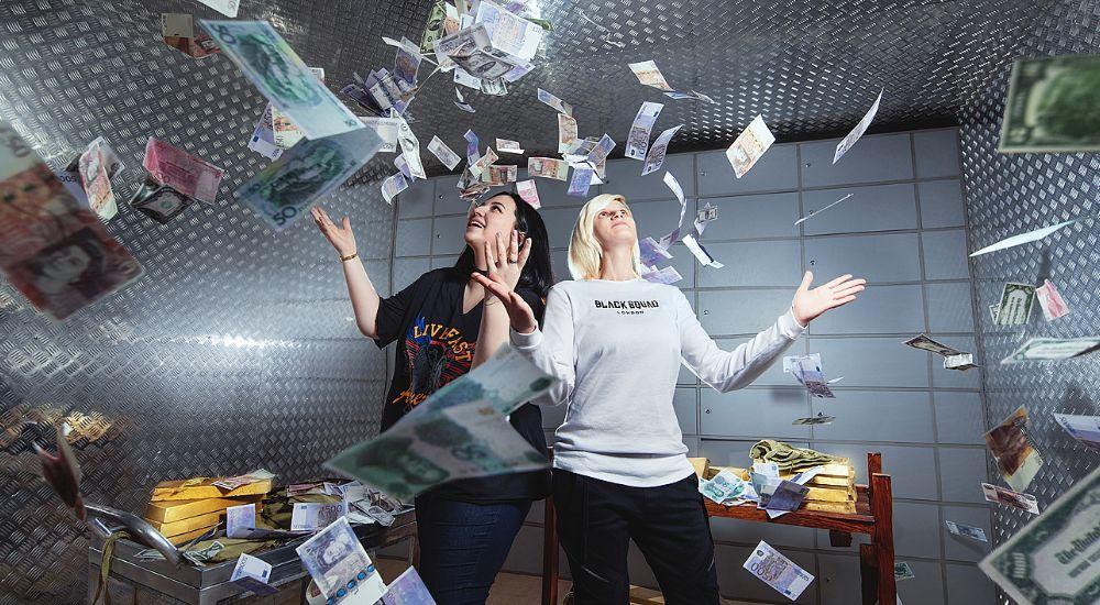 Квест Ограбление банка в Краснодаре фото 3