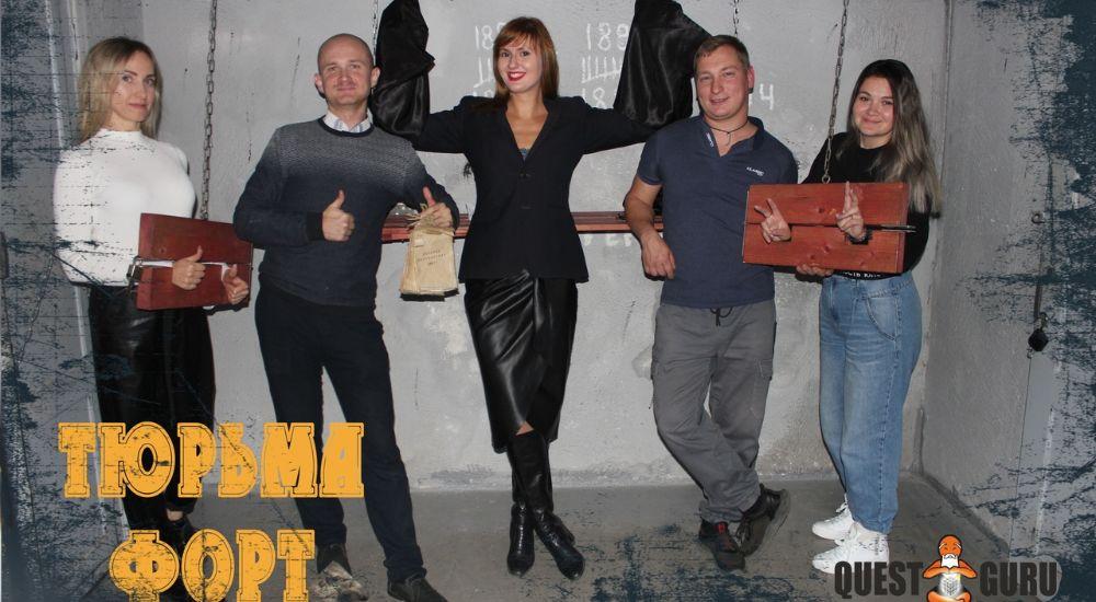 Квест Тюрьма  «Форт» в Волгограде фото 2