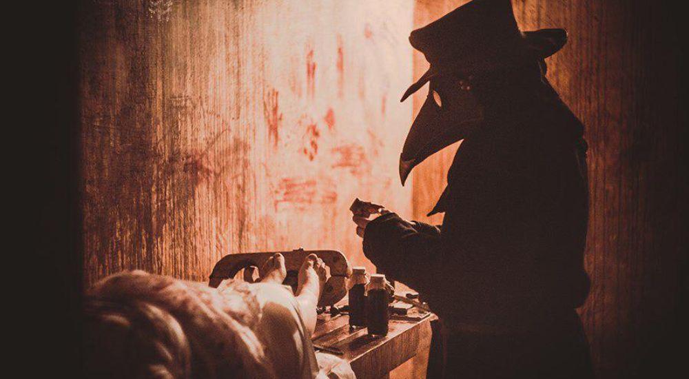 Перформанс Бессмертие в Москве фото 0