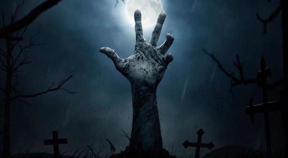 Перформанс Ходячие Мертвецы в Кургане фото 0