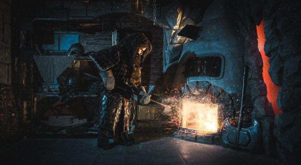 Квест Фродо: Царь Горы в Москве фото 2