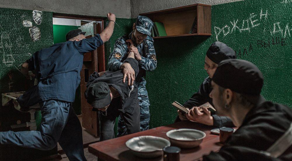 Перформанс Побег в Москве фото 2